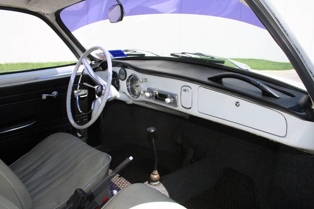 Electrovelocity 100 Electric 1965 Volkswagen Karmann Ghia