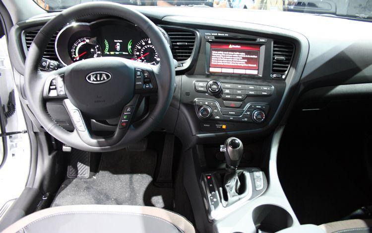 Electrovelocity Prius Killer Meet The New Kia Optima Hybrid