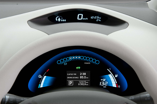 Car Ac Recharge Cost >> | ElectroVelocity | The Nissan Leaf