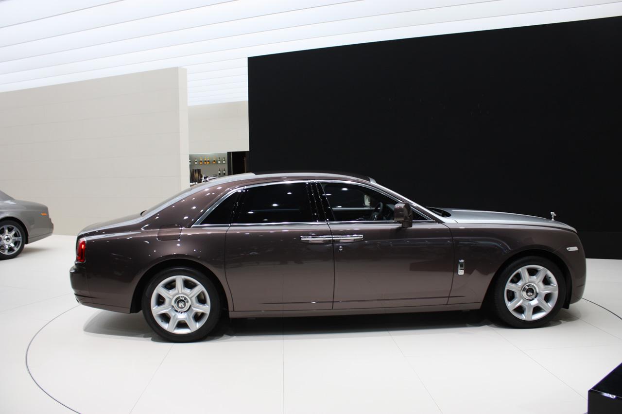 2010 Rolls Royce Ghost Frankfurt 17