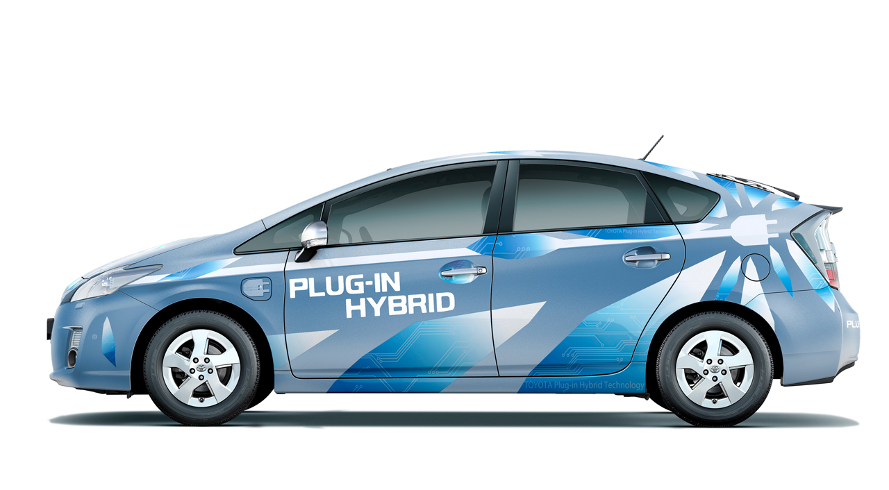 Plug In Hybrid Cars - Electrovelocity The Plug In Toyota Prius