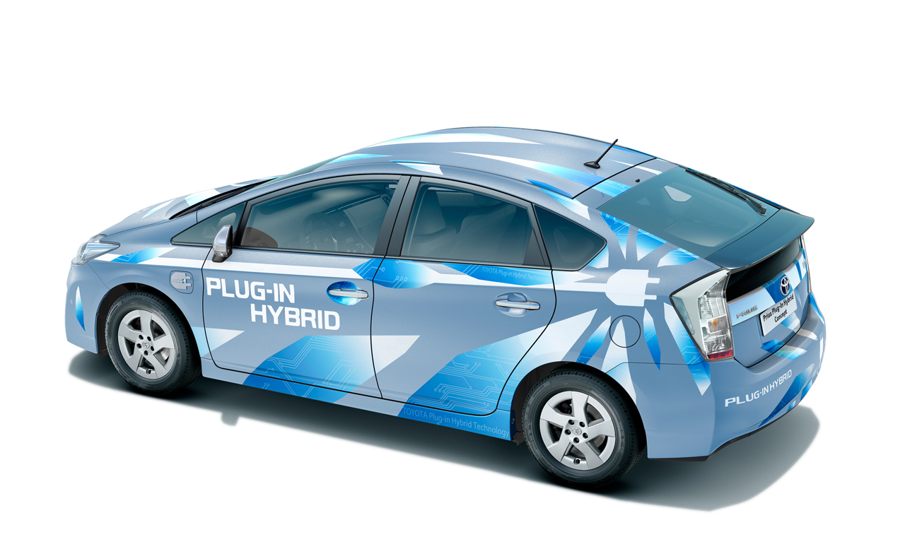 electrovelocity the plug in toyota prius. Black Bedroom Furniture Sets. Home Design Ideas
