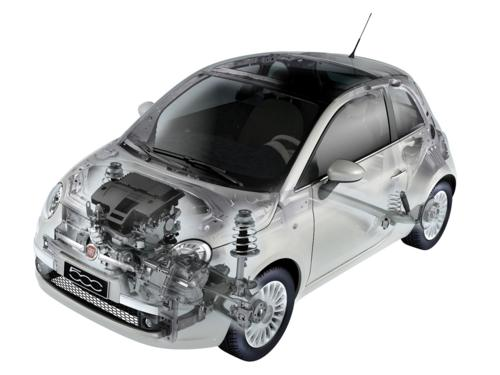 electrovelocity the new fiat 500 hybrid will be rated. Black Bedroom Furniture Sets. Home Design Ideas
