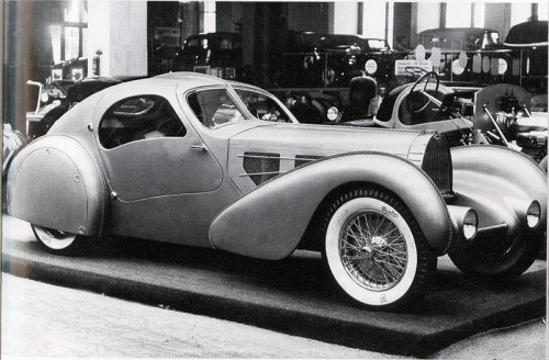 Bugatti aerolithe value