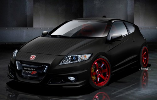The Honda Cr Z Tuners Have Been Unleashed