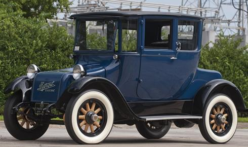 Electric Cars Have Been Around Almost As Long Gasoline Ed The Model Above Was Built By Detroit In 1931 A Company That Seemingly