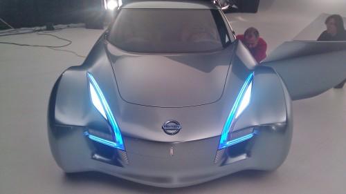 ElectroVelocity   Nissan