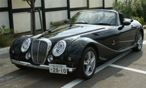 Mitsuoka Himiko Electric Car
