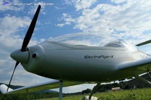 electraflyer x electric plane